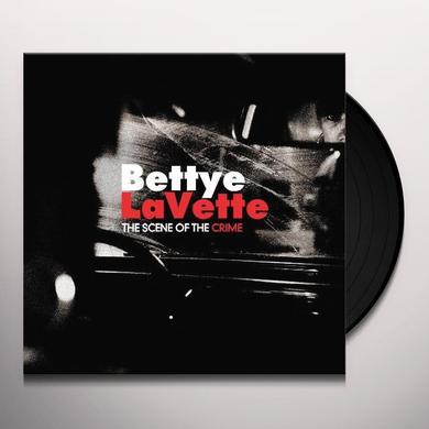 Bettye Lavette SCENE OF THE CRIME Vinyl Record