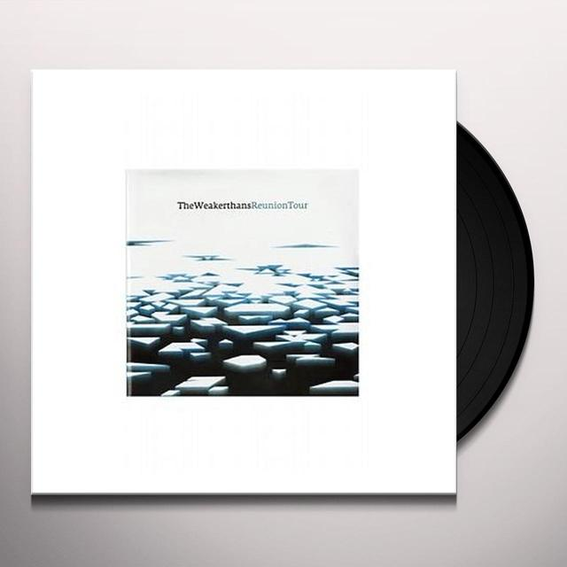 The Weakerthans REUNION TOUR Vinyl Record