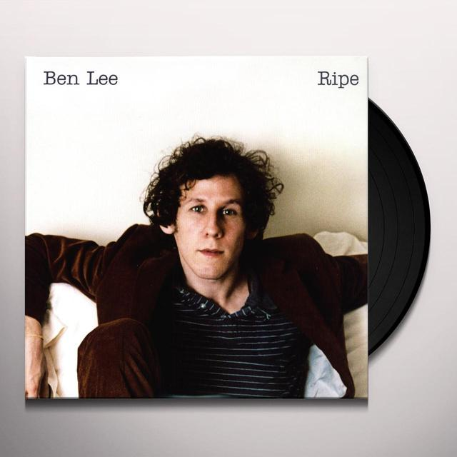 Ben Lee RIPE Vinyl Record