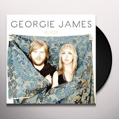 Georgie James PLACES Vinyl Record