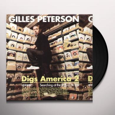 GILLES PETERSON DIGS AMERICA 2 / VARIOUS Vinyl Record