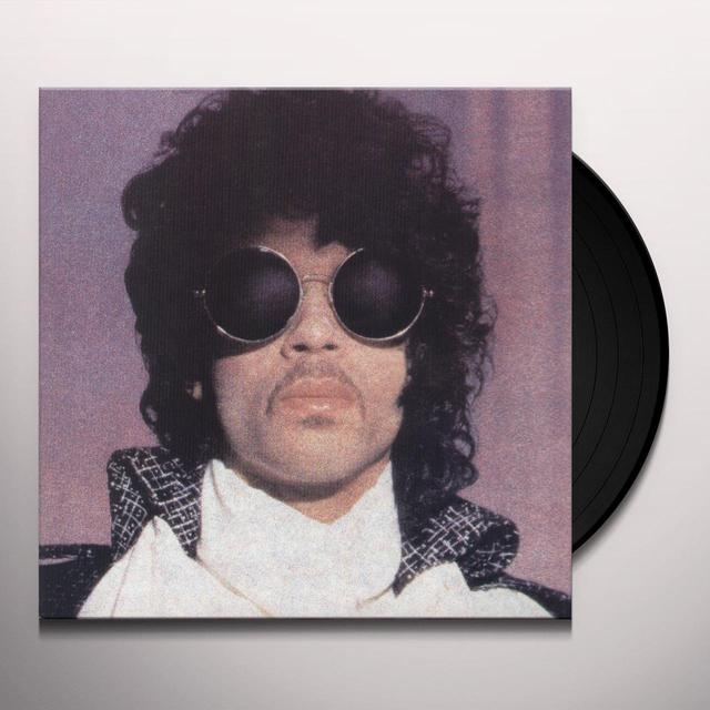 Prince WHEN DOVES CRY / 17 DAYS Vinyl Record - Reissue