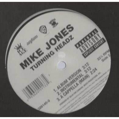Mike Jones TURNIN HEADS Vinyl Record