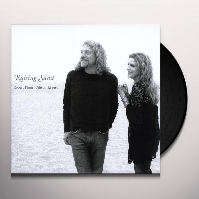 Robert Plant / Alison Krauss RAISING SAND Vinyl Record