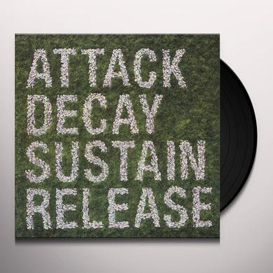 Simian Mobile Disco ATTACK DECAY SUSTAIN RELEASE Vinyl Record