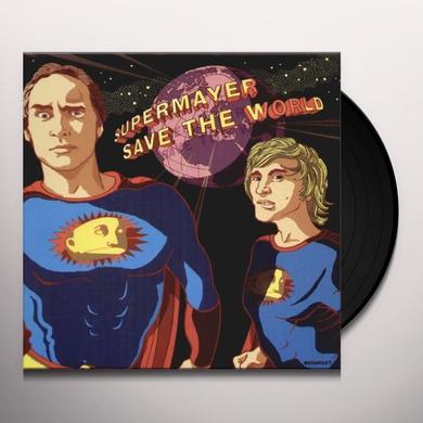 Supermayer SAVE THE WORLD Vinyl Record