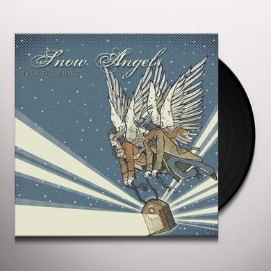 Over The Rhine SNOW ANGELS Vinyl Record