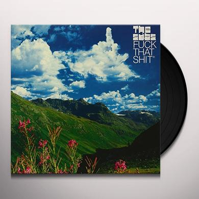 Subs FUCK THE SHIT / KISS MY TRANCE (EP) Vinyl Record