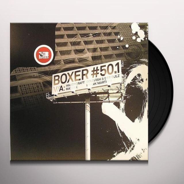 BOXER 50 JUBILEE / VARIOUS (EP) Vinyl Record