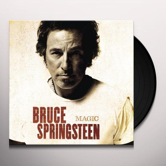 Bruce Springsteen MAGIC Vinyl Record