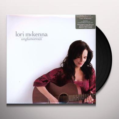 Lori Mckenna UNGLAMOROUS (BONUS CD) Vinyl Record