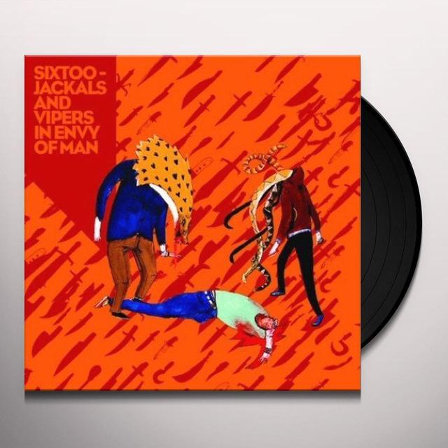 Sixtoo JACKALS & VIPERS Vinyl Record