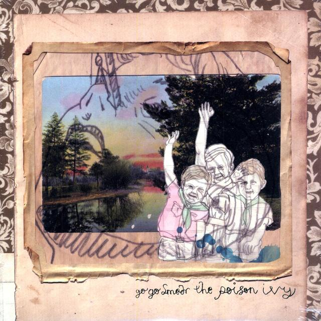 Mum GO GO SMEAR THE POISON IVY (Vinyl)