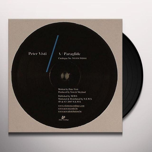 Peter Visti PARAGLIDE / BERLIN Vinyl Record
