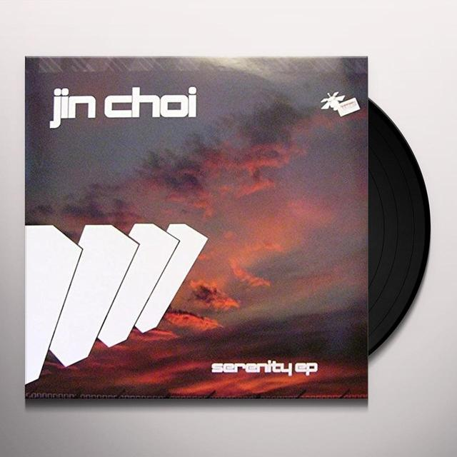Jin Choi SERENITY (EP) Vinyl Record