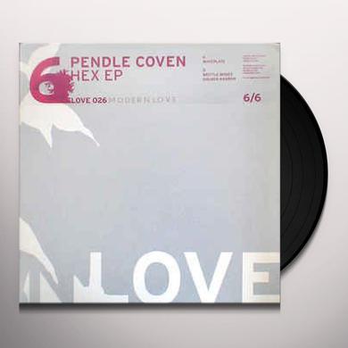 Pendle Coven HEX Vinyl Record
