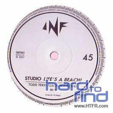 Studio LIFE'S A BEACH Vinyl Record