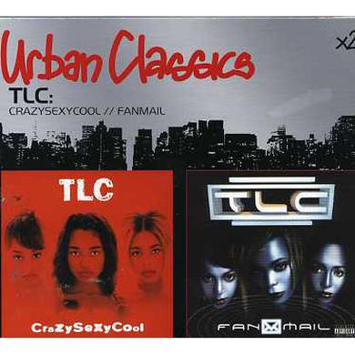 TLC CRAZYSEXYCOOL / FANMAIL CD