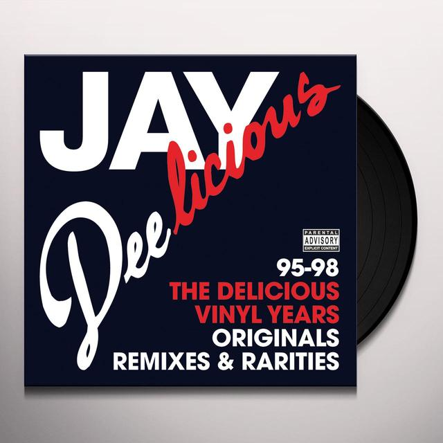 JAY DEELICIOUS: DELICIOUS VINYL YEARS Vinyl Record