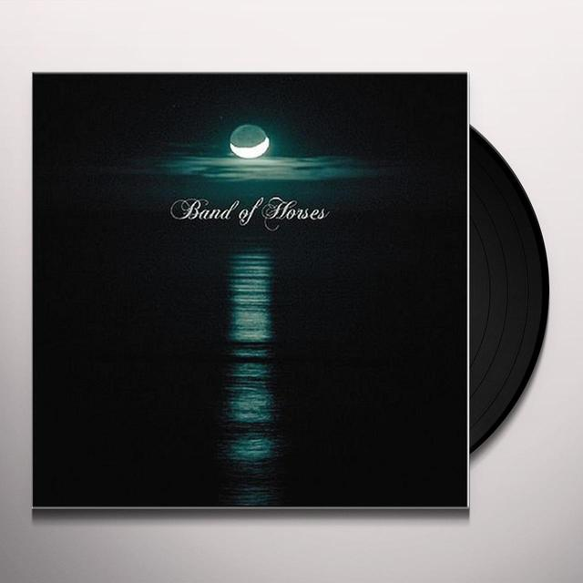Band Of Horses CEASE TO BEGIN Vinyl Record
