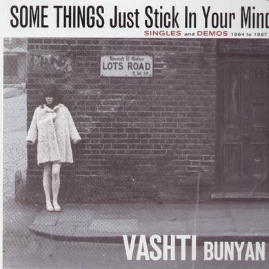 Vashti Bunyan SOME THINGS JUST STICK IN YOU MIND: SINGLES Vinyl Record