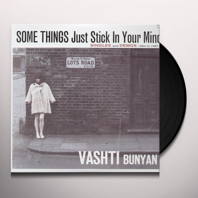 Vashti Bunyan SOME THINGS JUST STICK IN YOU MIND: SINGLES Vinyl Record