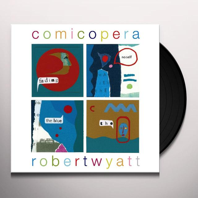 Robert Wyatt COMICOPERA Vinyl Record