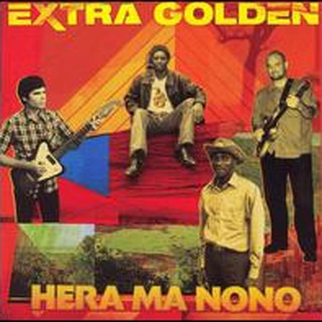 Extra Golden HERA MA NONO Vinyl Record