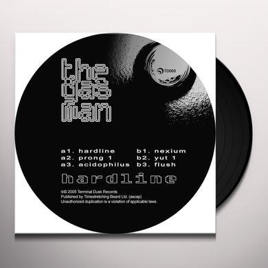 Gasman HARDLINE Vinyl Record