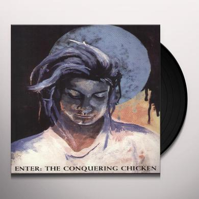 Gits ENTER: THE CONQUERING CHICKEN Vinyl Record