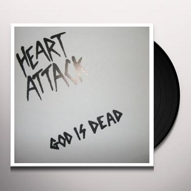 Heart Attack GOD IS DEAD Vinyl Record