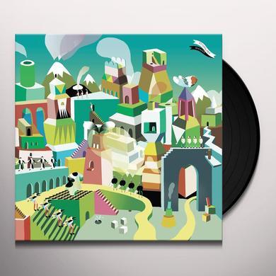 Efterklang PARADES Vinyl Record - w/CD