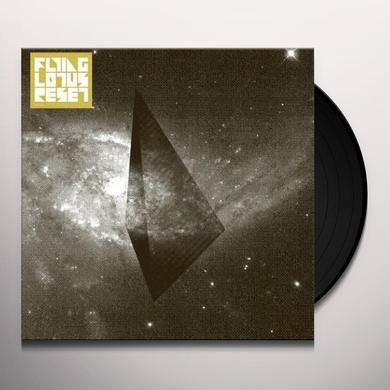 Flying Lotus RESET (EP) Vinyl Record