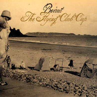 Beirut FLYING CLUB CUP Vinyl Record