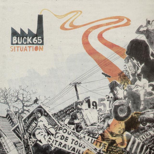 Buck 65 SITUATION Vinyl Record