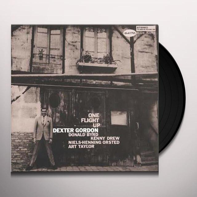 Dexter Gordon ONE FLIGHT UP (Vinyl)