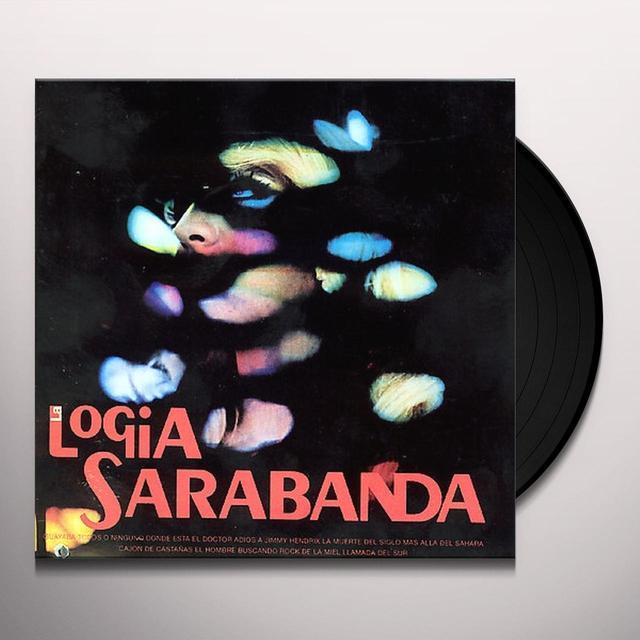 Logia Sarabanda GUAYABA Vinyl Record