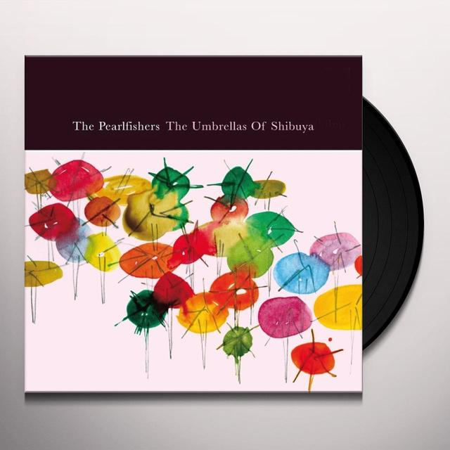 Pearlfishers UMBRELLAS OF SHIBUYA Vinyl Record