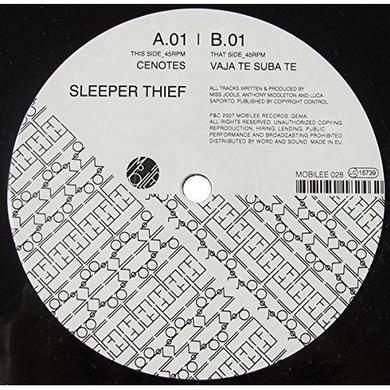 Sleeper Thief CENOTES Vinyl Record