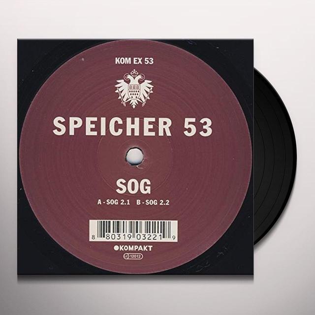 Sog SPEICHER 53 Vinyl Record