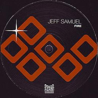 Jeff Samuel FIRE Vinyl Record