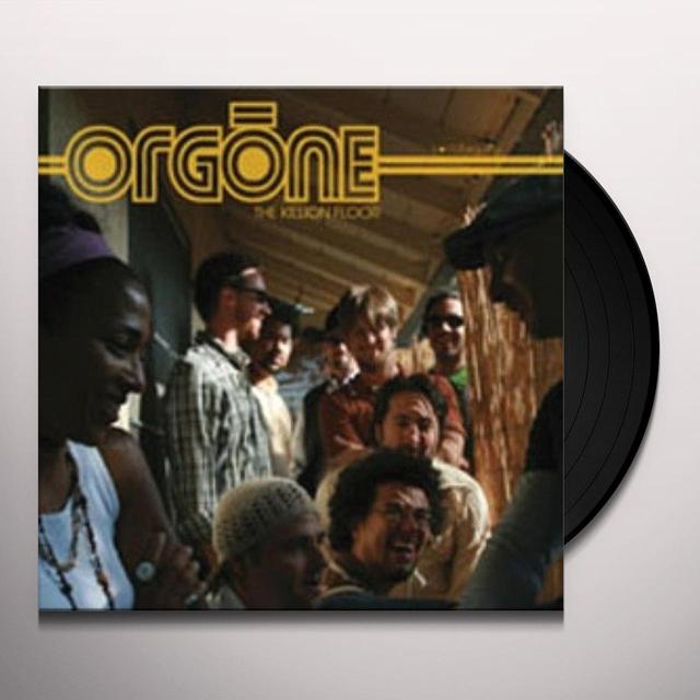 Orgone KILLION FLOOR Vinyl Record