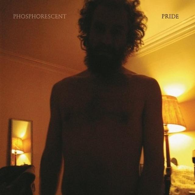 Phosphorescent PRIDE Vinyl Record
