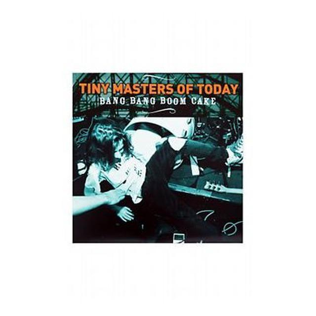 Tiny Masters Of Today BANG BANG BOOM CAKE Vinyl Record