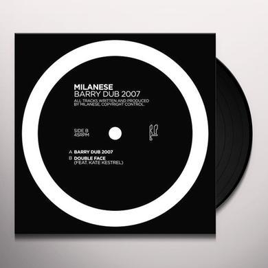 Milanese BARRY DUB Vinyl Record