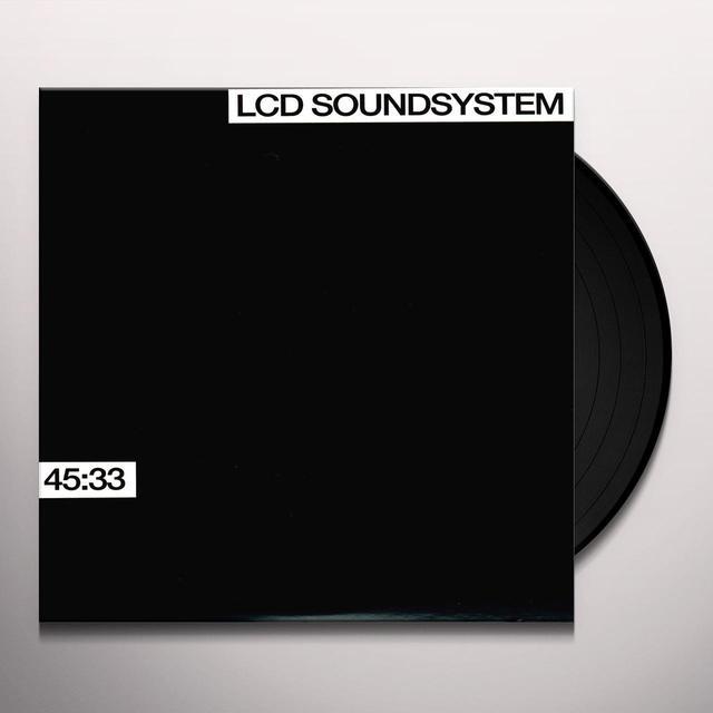 Lcd Soundsystem 45:33 (Vinyl)