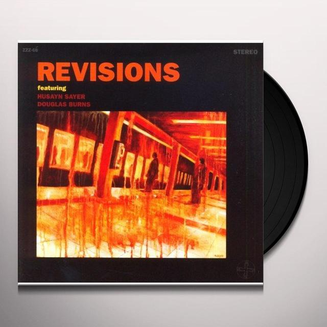 Revisions REVISED OBSERVATIONS Vinyl Record