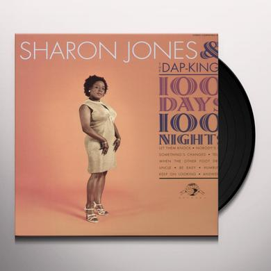 Sharon Jones & The Dap-Kings 100 DAYS 100 NIGHTS Vinyl Record