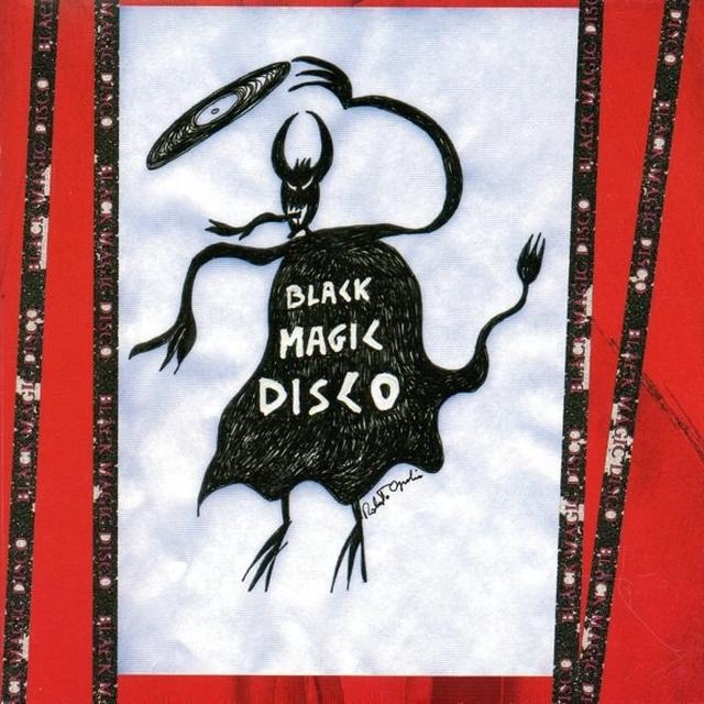 BLACK MAGIC DISCO Vinyl Record