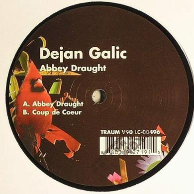 Dejan Galic ABBEY DRAUGHT Vinyl Record